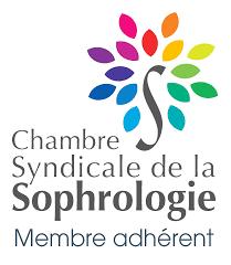 Chambre Syndicale de la Sophrologie. Membre adhérent