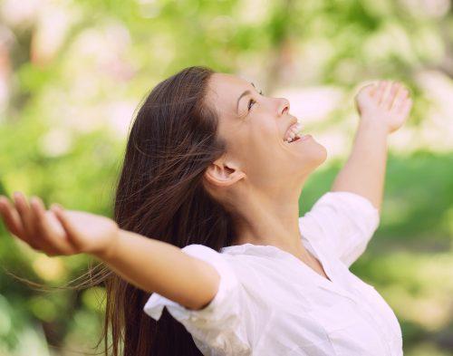 Instaurer un état de bien-être, s'épanouir, améliorer sa qualité de vie